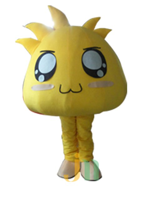 Cartoon Doll Clothing Walking Hedging Decorative Cartoon Mascot Costume Suit Round Activities