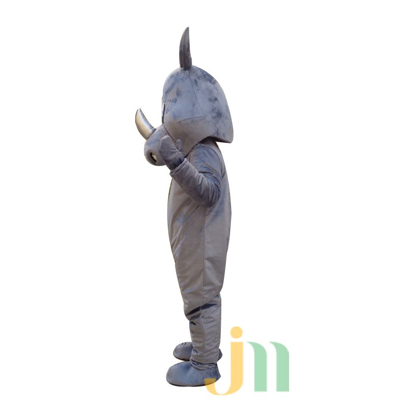 Doll Cartoon Clothing Cartoon Rhino Rhinos Walking Doll Sets Mascot Costume