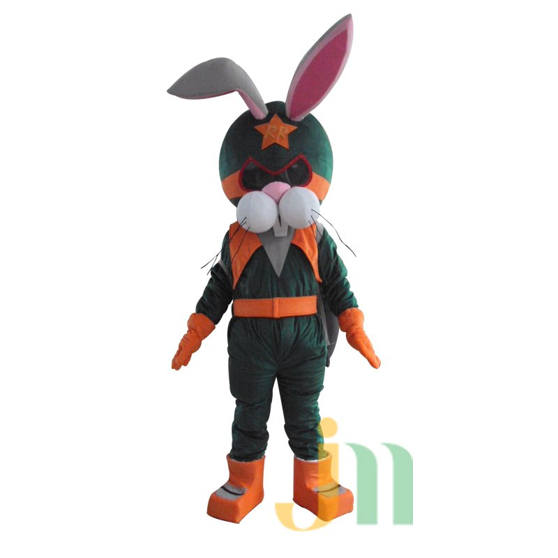Space Figure Doll Cartoon Clothing Cartoon Walking Doll Hedging Space Rabbit Mascot Costume