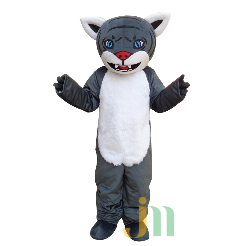 Tiger Doll Cartoon Clothing Cartoon Walking Doll Hedging Tiger Mascot Costume