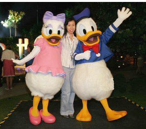 Nanchang Cartoon Clothing Cartoon Doll Clothing Doll Clothing Cartoon Show Clothing Television Donald Mascot Costume