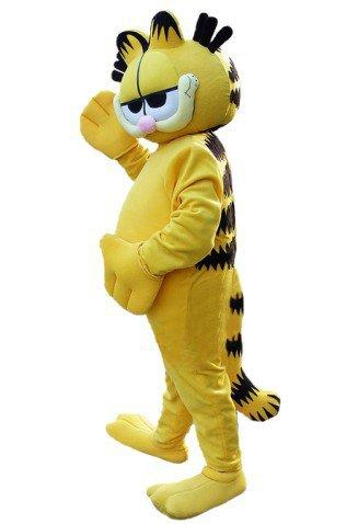 Classic Cartoon Doll Clothing Cartoon Doll Clothing Cartoon Clothing Garfield Mascot Costume