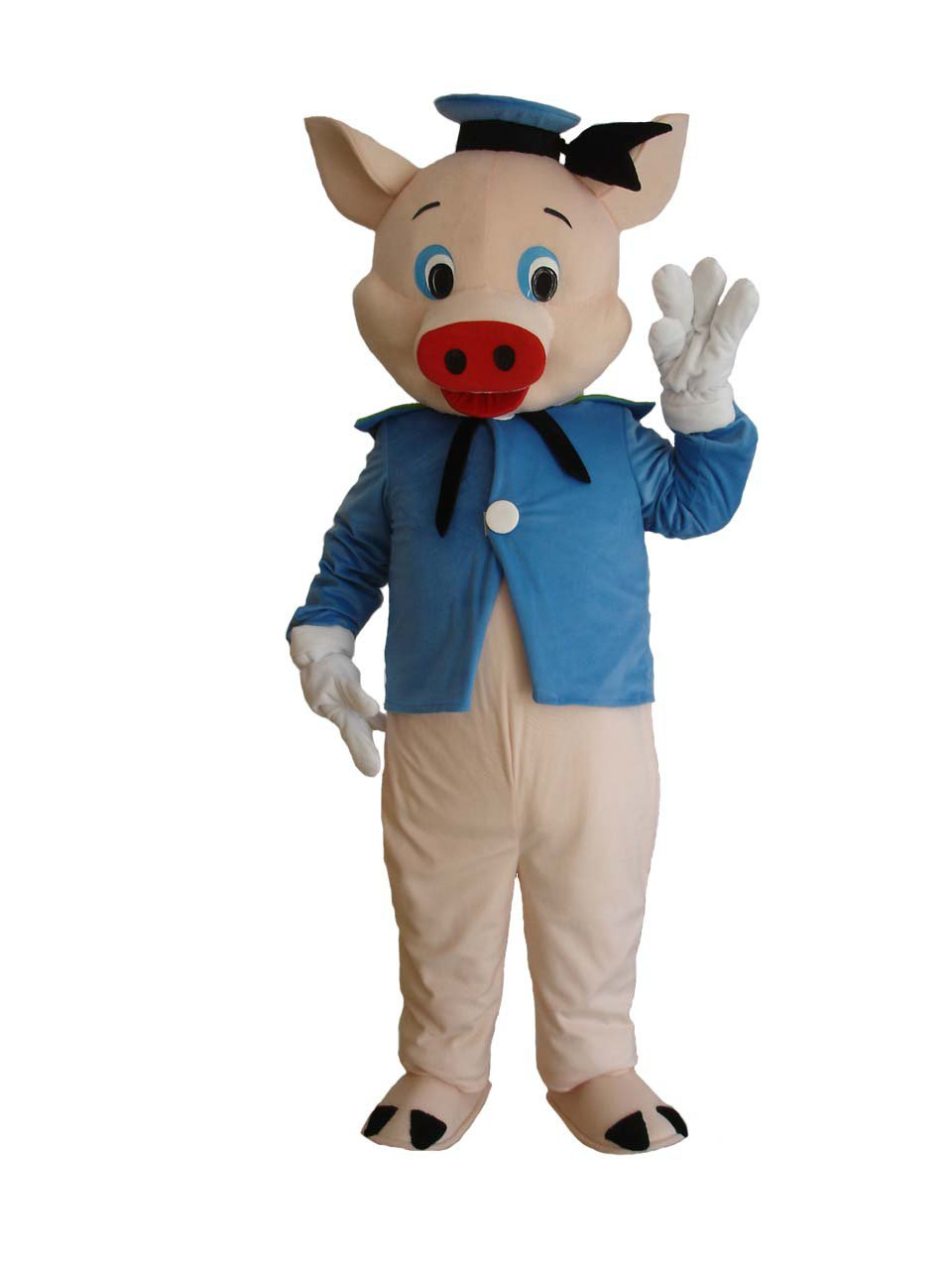 Manufacturers Animal Model Clothing Cartoon Costumes Cartoon Doll Clothing Doll Clothing Dr. Pig Mascot Costume
