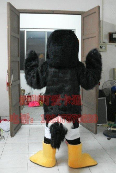 Cartoon Doll Clothing Doll Clothing Cartoon Show Clothing Animal Cartoon Costumes Crow Mascot Costume