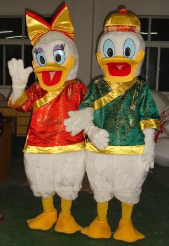Manufacturers Cartoon Clothing Cartoon Clothing Doll Clothing Cartoon Doll Clothing Donald Duck Mascot Costume