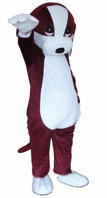 Manufacturers Cartoon Clothing Cartoon Doll Cartoon Clothing Cartoon Costumes Performing Cai Dog Mascot Costume