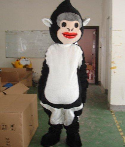 Cartoon Clothing Cartoon Show Clothing Cartoon Doll Clothing Cartoon Clothing Mouth Monkey Mascot Costume