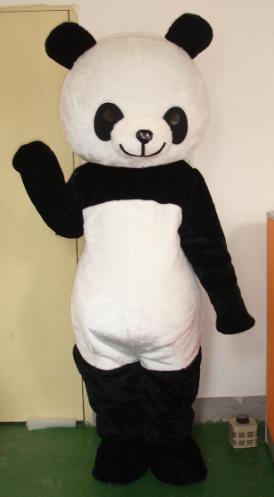 Cartoon Doll Clothing Manufacturers Clothing Apparel Animal Cartoon Panda Cartoon Costumes Mascot Costume