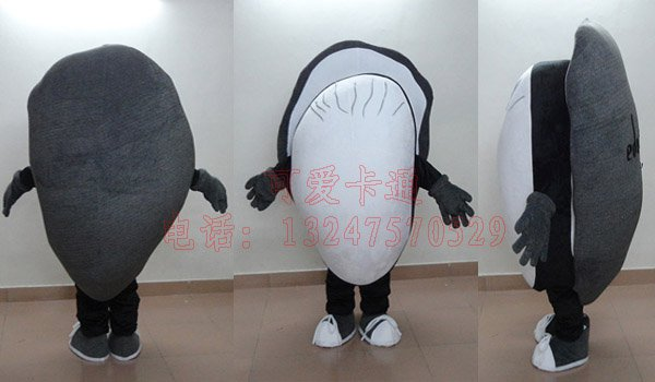 Special Clothing Cartoon Clothing Cartoon Show Clothing Mascot Costume Seafood Consumption
