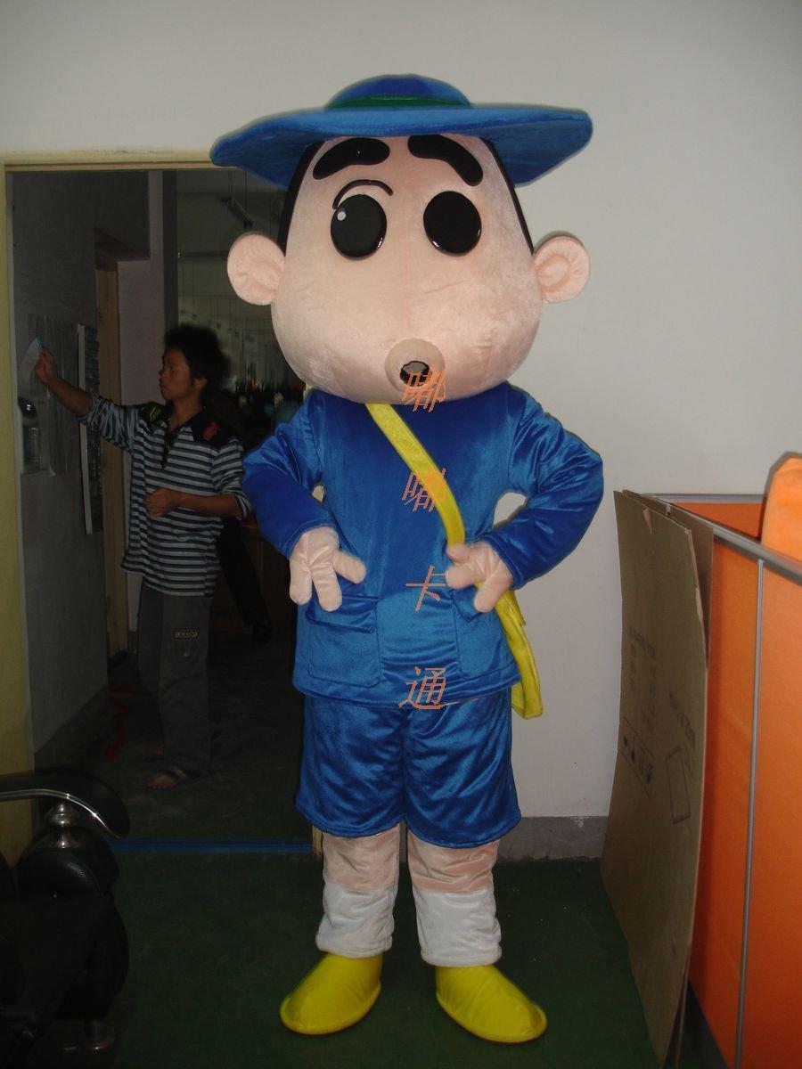 Cartoon Costumes Walking Cartoon Walking Doll Clothing Doll Clothing Crayon Mascot Costume