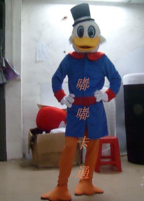 Walking Cartoon Doll Clothing Cartoon Show Clothing Cartoon Donald Duck Cartoon Costumes Mascot Costume