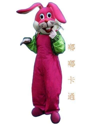 Walking Cartoon Doll Clothing Cartoon Show Clothing Cartoon Children Cartoon Rabbit Costume Etiquette Mascot Costume