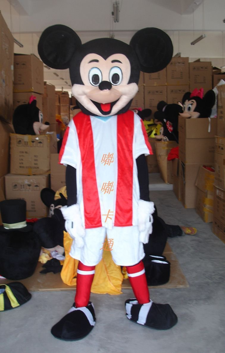 Walking Cartoon Doll Clothing Cartoon Costumes Performance Clothing Children Cartoon Clothing Mouse Mice Mascot Costume
