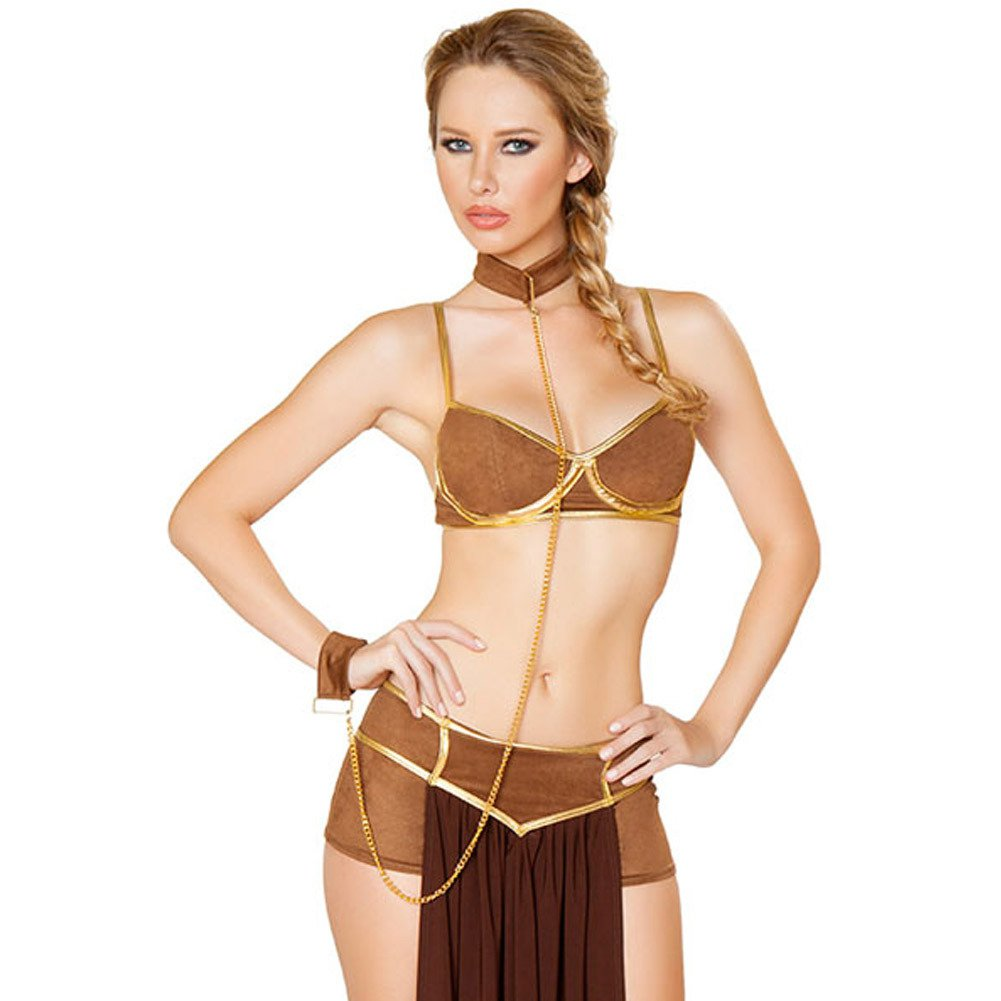 European and American Sexy Slave Girls Stage Clothes Uniform Halloween Costume