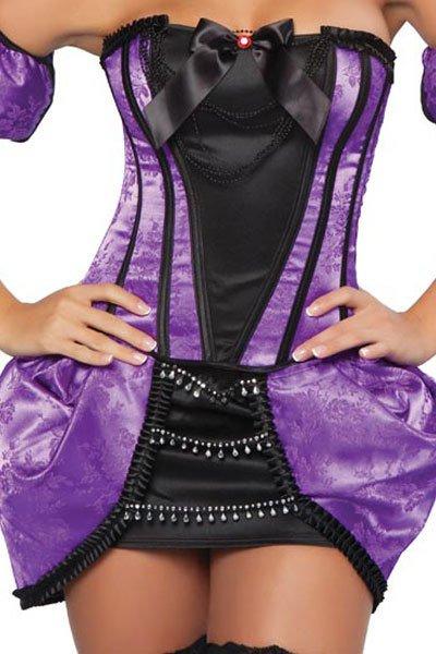 Halloween Royal Dressmaker Multi - Piece Coat Halloween Costume
