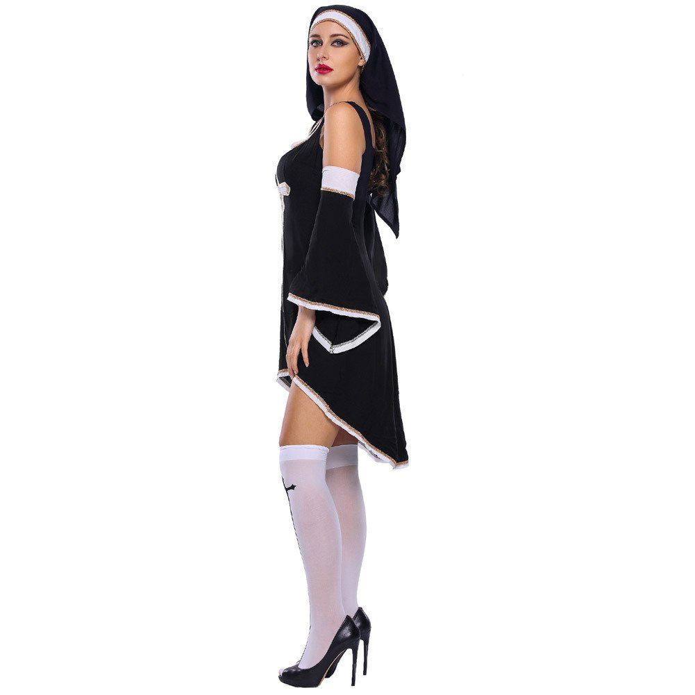 Irregular Skirt Performance Sexy Stage Clothes Halloween Costume