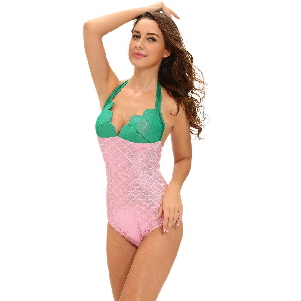 Sexy Little Mermaid Clothing Shells Chest Color Combed Color Clothing Stage Installed Halloween Costume