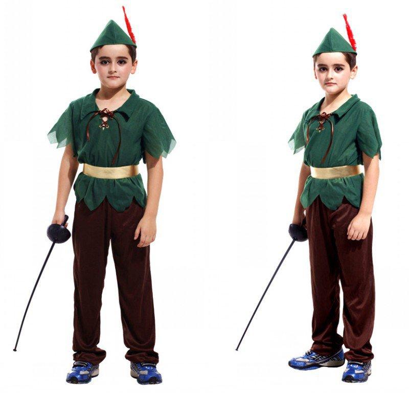 Halloween Costume Children Makeup Children Hunter Dress Up