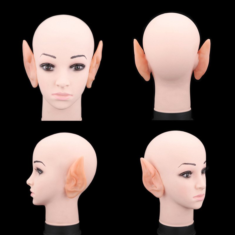 Halloween Fool Day Entire Toy Entanglement Funny Simulation Fake Ears Big Ear