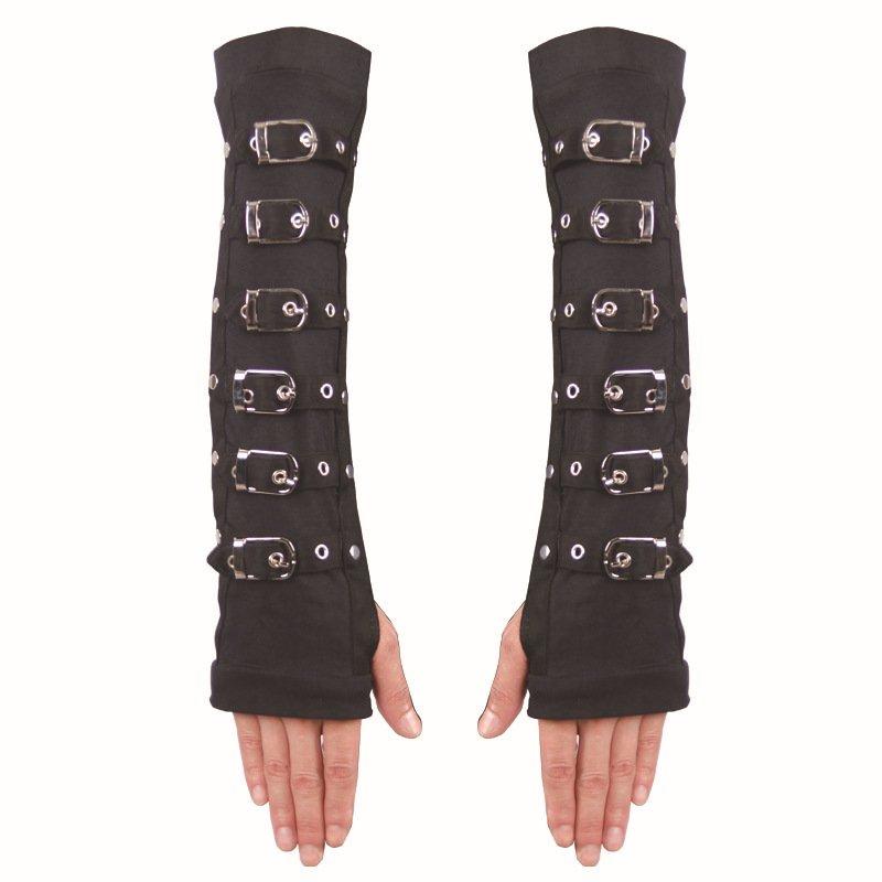 Punk Rock Tilt Gloves Adult Dance Gloves