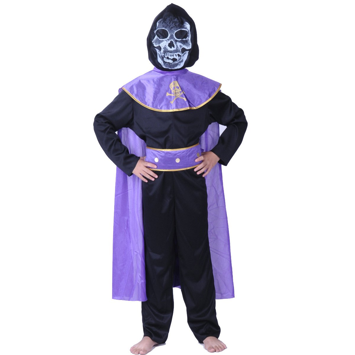 Halloween Costume Ghost Festival Costume Halloween Supplies Horror Nigga Suit Suit