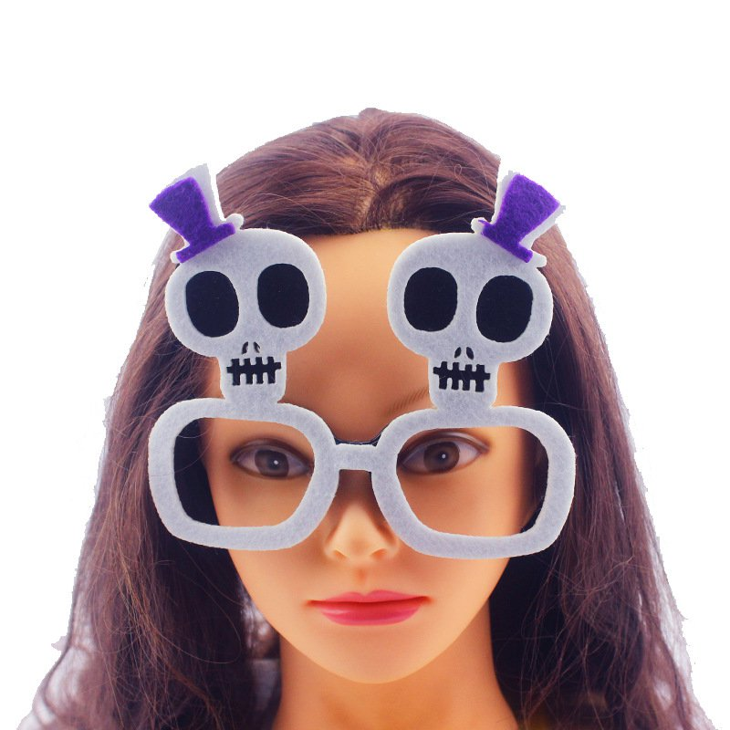 Halloween Makeup Glasses Listed Nonwovens Funny Glasses Halloween Decorative Items