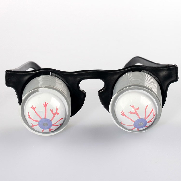 Halloween Entire Wrong Fool Day Funny Glasses Eyeglasses Wedding Spoof Spring Glasses