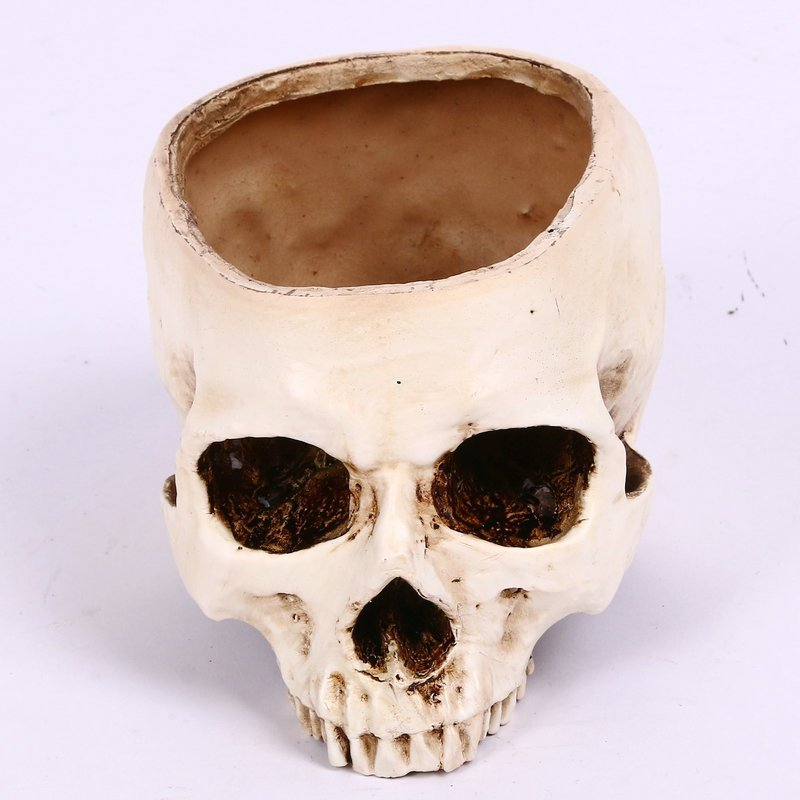 Halloween Headless Skull Hollow Skull Skull Bone Skull Skull Skull Flower Pot Skull Skull Ashtray