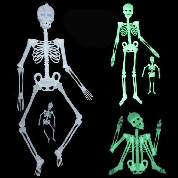 Halloween Supplies Halloween Scene Decoration Arranged Temperament Skull Skeleton Skeleton Skeleton