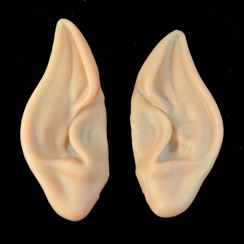 Supplies People Dress Up Ear Ear Elves Ear Latex Monsters Ears)