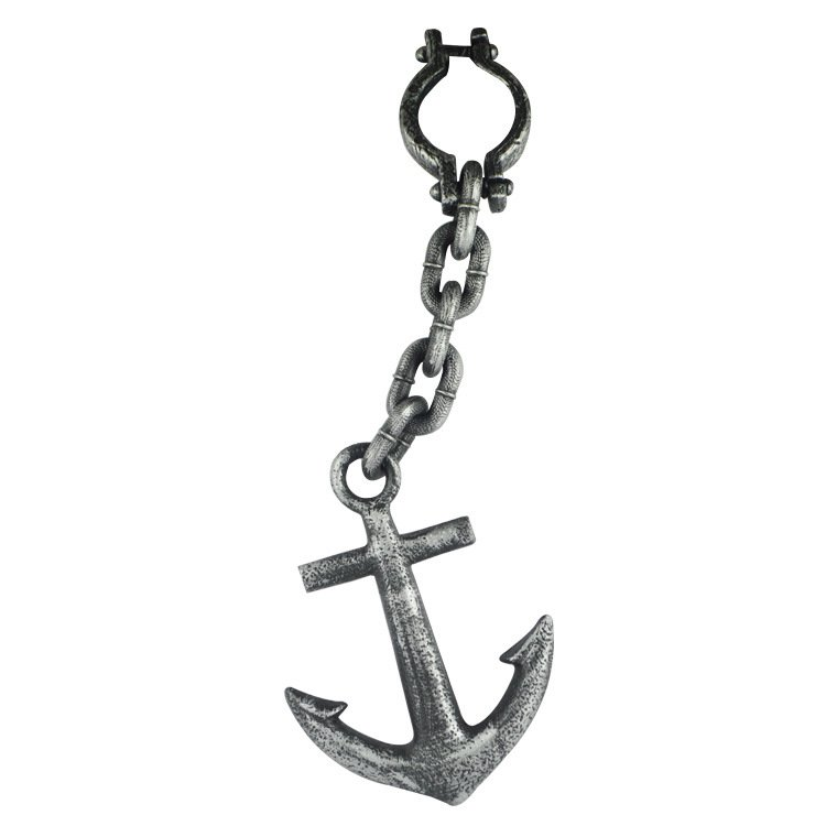 Halloween Weapons and Equipment Halloween Weapons Pirate Anchor Chain Boat Anchor Chain Chain Chain Decoration Layout