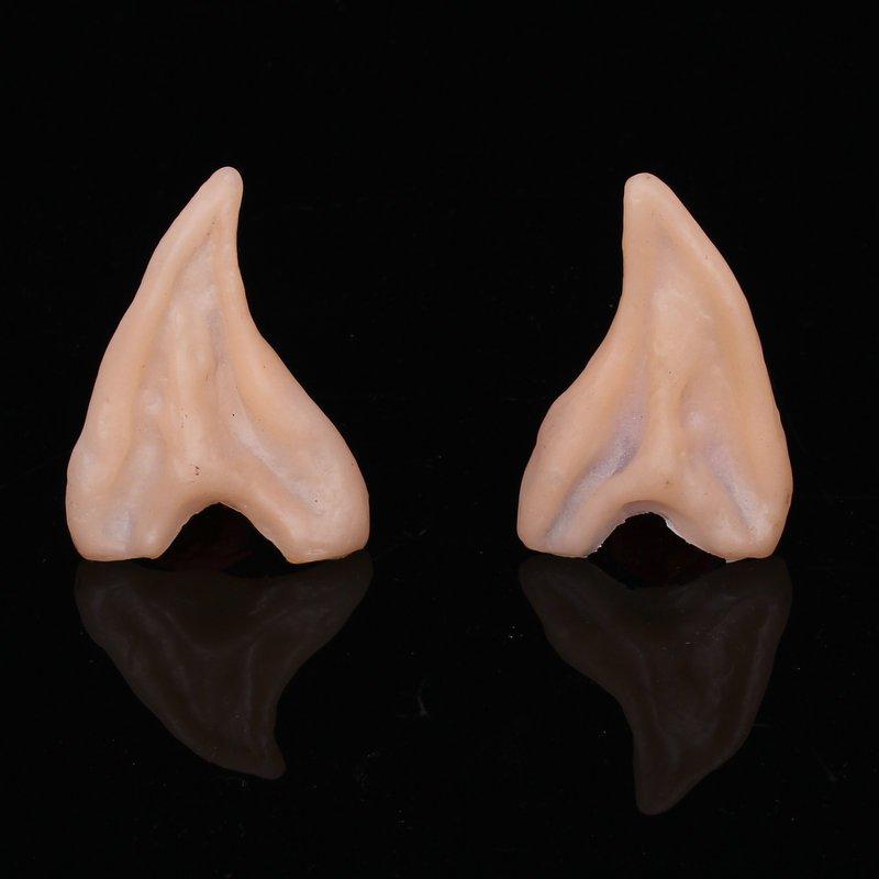 Halloween Halloween Elegant Stage Performance Witch Elf Ear Monsters Earrings
