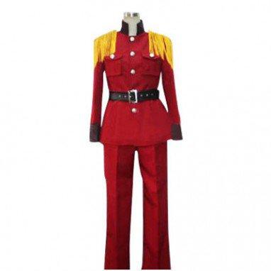 Axis Powers Latvia Halloween Cosplay Costume