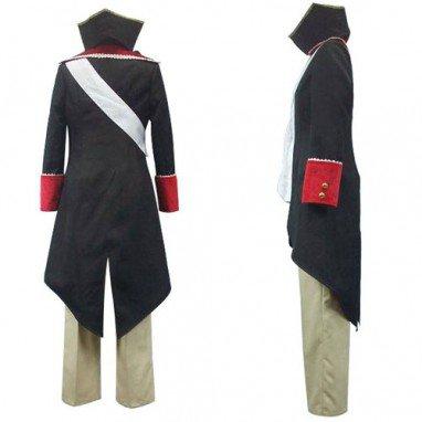 Axis Powers Austria Halloween Cosplay Costume