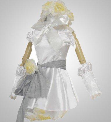 Black Butler Doll Halloween Cosplay Costume