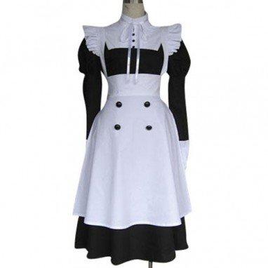 Black Butler Maylene Halloween Cosplay Costume