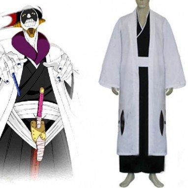 Bleach 12th Division Captain Kurotsuchi Mayuri Men\'s cosplay