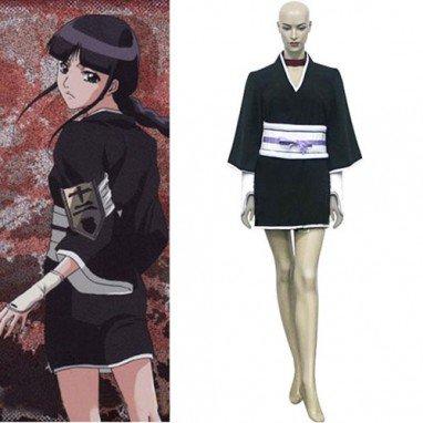 Bleach 12th Division Lieutenant Kurotsuchi Nemu Halloween Cosplay Costume