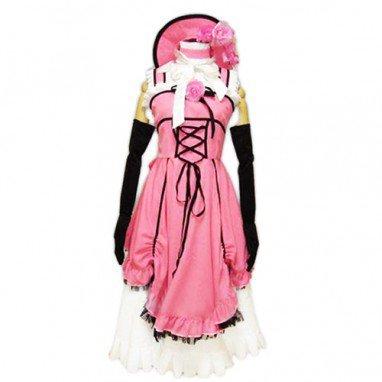 Cool Superior Black Butler Halloween Cosplay Costume