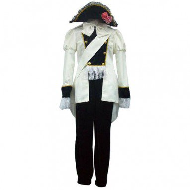 Hetalia Axis Powers Austria Uniform Halloween Cosplay Costume