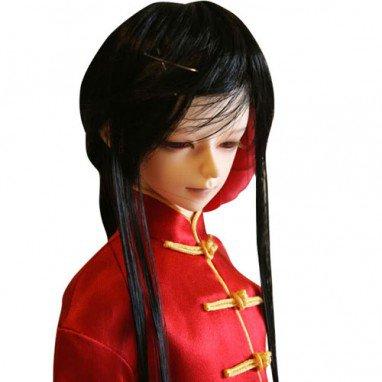 Hetalia Axis Powers China Wang Yao Halloween Cosplay Costume