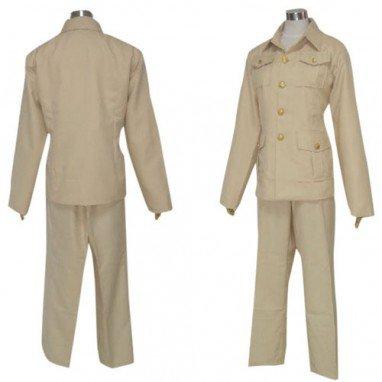 Hetalia Axis Powers France Halloween Cosplay Costume