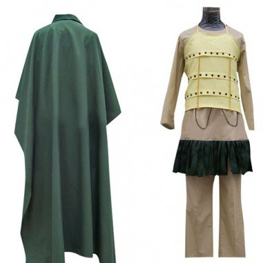 Hetalia Axis Powers Germania Halloween Cosplay Costume