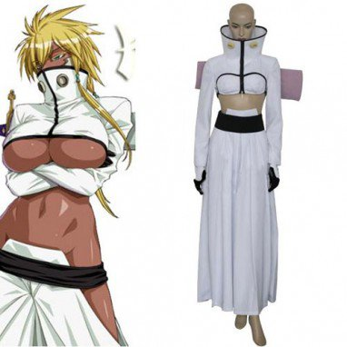 Bleach Halibel Halloween Cosplay Costume