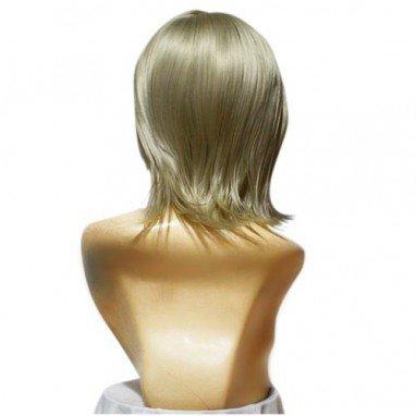 Bleach Kira Izuru 30cm Halloween Cosplay Wig