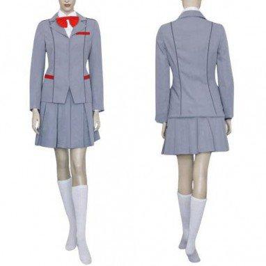 Bleach Rukia Kuchiki Women\'s Halloween Cosplay Costume