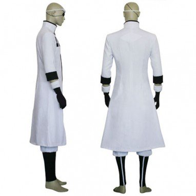 Bleach Tesla Halloween Cosplay Costume