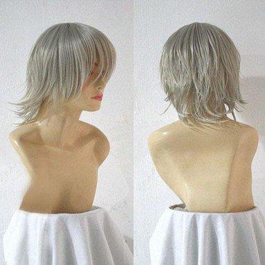 Bleach Urahara Kisuke Halloween Cosplay Wig
