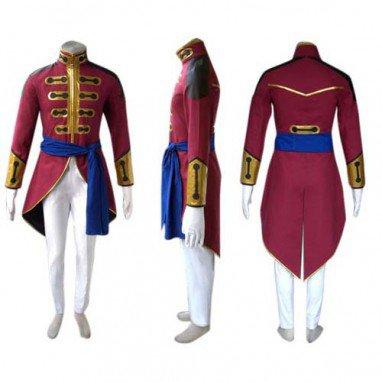 Code Geass Britannia Halloween Cosplay Costume