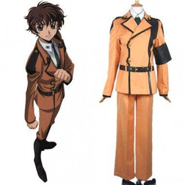 Code Geass Euphemia Halloween Cosplay Robe